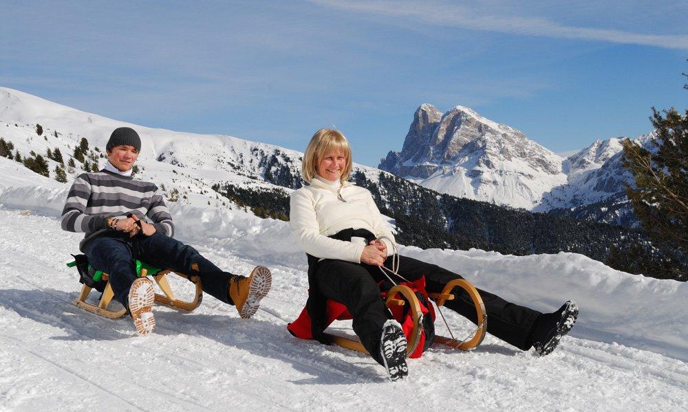 Winterspaß pur - das Skigebiete Gitschberg